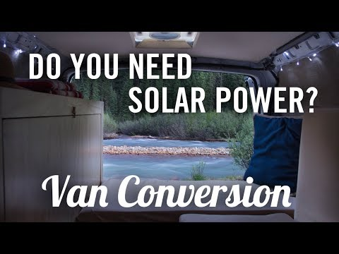 Van Conversion | Do You Need Solar Power? Why We Chose a Deep Cycle Battery