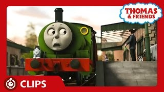 Percy's Unlucky Day | Clips | Thomas & Friends