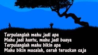 Nana Sheme - Hantu Atau Buaya (Cover + Lirik)