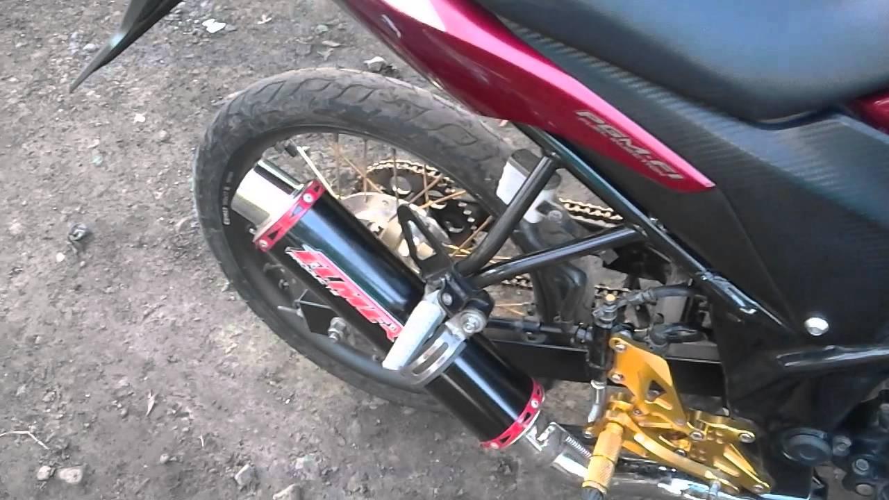 Modifikasi Motor CB 150 R