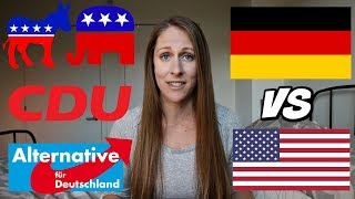 US Elections vs German Elections