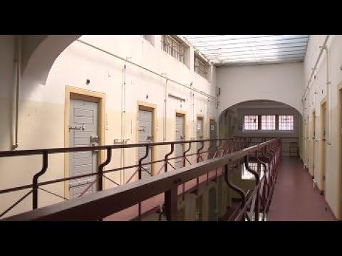 Thema des Tages - Übernachten im Frauengefängnis Lichterfelde