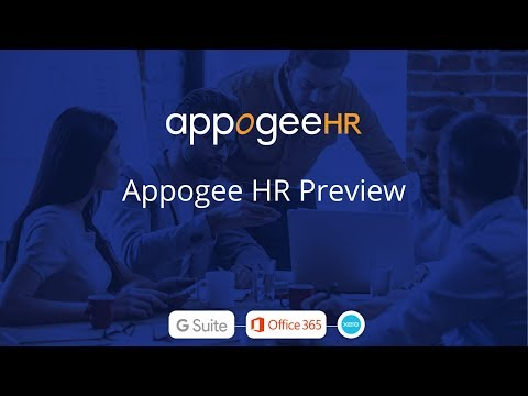 Appogee HR Preview