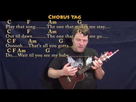Play That Song (Train) Ukulele Cover Lesson in C with Chords/Lyrics