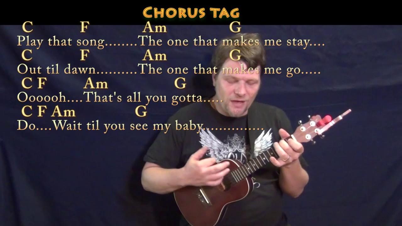 Party Favor on ukulele by Billie Eilish  UkuTabs