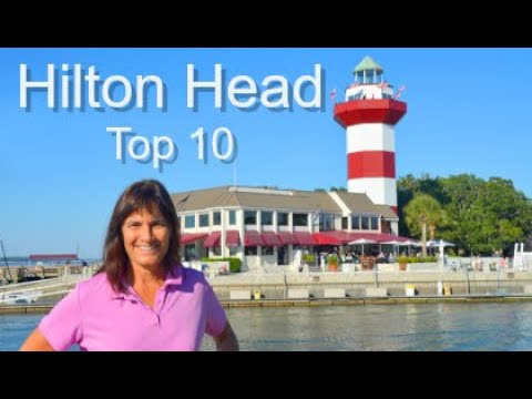 Hilton Head, Savannah & Charleston Top Ten Things To Do, by Donna Salerno Travel