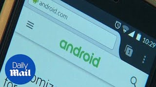 EU fines Google record breaking $5 billion for anti-trust - Daily Mail