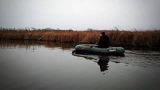 Рыбалка в г.Сумы на р. Сыровотка