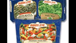 Louie Linguini Birdseye Frozen Vegetables Rap From Spring 1985