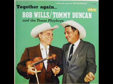 1771 Bob Wills & Tommy Duncan - Ida Red