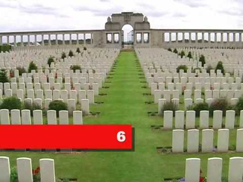 Somme CWGC Cemeteries, France