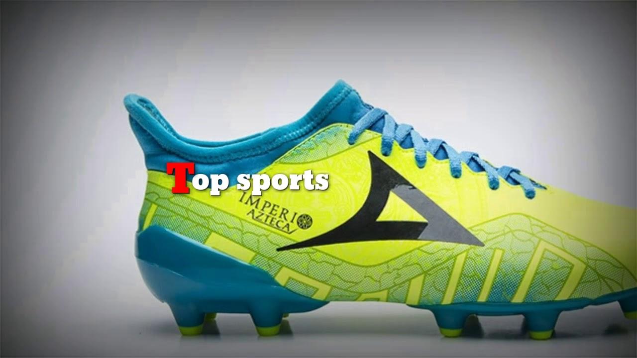 6e5e24d7c93c5 Zapatos Pirma Imperio Azteca - YouTube
