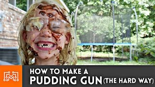 Pudding Gun // How-To