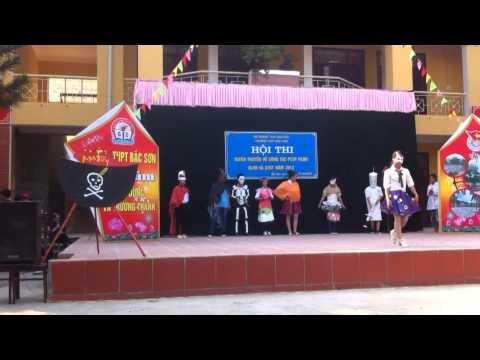 THPT Bắc sơn - Hội thi tuyên truyền phòng chống ma túy - Nhóm 2 - Chào hỏi