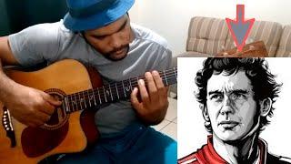 Baixar Musica Tema -  Ayrton Senna  - Homenagem por Romario Moura