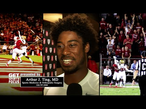 SICK CATCH - Stanford Football: The Story behind Francis Owusu
