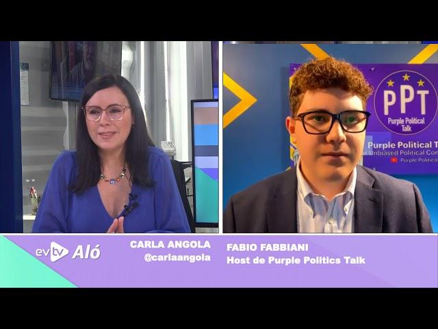 Llegó el relevo de la política | Aló Buenas Noches | EVTV | 09/22/2021 S5