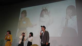 2011.11.8 AiKaBu ユニットセンター祝勝会の撮影タイム 福岡聖菜 向井地...