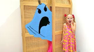 Алиса и Ева - детская история про привидение в шкафу