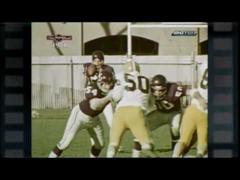 Northwestern Wildcats Football 1971