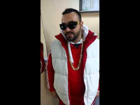 ALI KING RAPPER 1KG REAL GOLD CHAIN 18 KARAT
