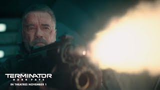 Terminator: Dark Fate (2019) - Fight and Flight Clip - Paramount Pictures