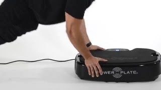 Personal Power Plate Exercises
