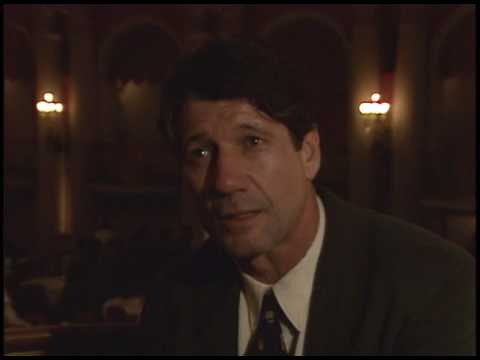 Actor/Director Fred Ward talks about Haiti and Aristide