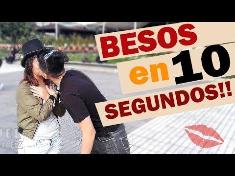BESANDO DESCONOCIDAS l besos a Novias, Veteranas, hijas! Miguel Gutiérrez
