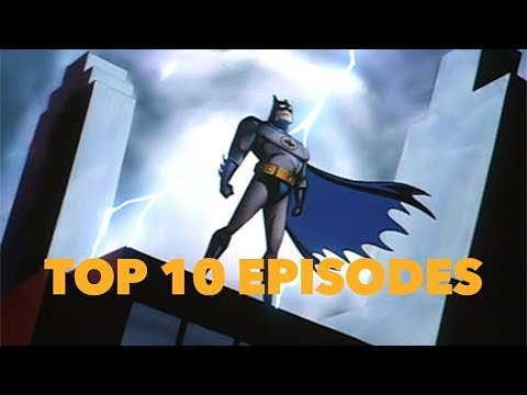 Top 10 Episodes From Batman: The Animated Series