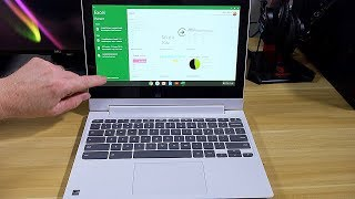 Lenovo Chromebook C330 2-in-1 Laptop - The Chromebook For the Rest of Us!