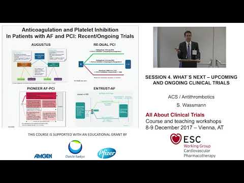 ACS / Antithrombotics