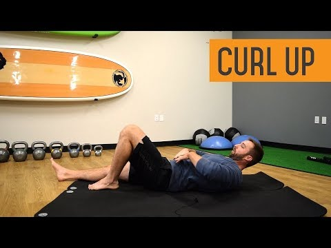 The Curl Up   Evolve Performance Healthcare   Portland Sports Therapy