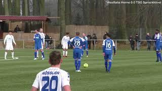 Oberliga Westfalen 17/18 SC Westfalia Herne - TSG Sprockhövel