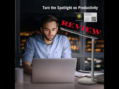 amazon-taotronics-led-desk-lamp-tt-dl13-review-2019