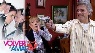 Resumen: ¡Jaime está al borde de suicidio! | Para volver a amar - Televisa