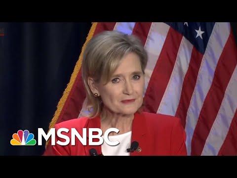 Cindy Hyde-Smith Stumbles In Senate Debate | All In | MSNBC