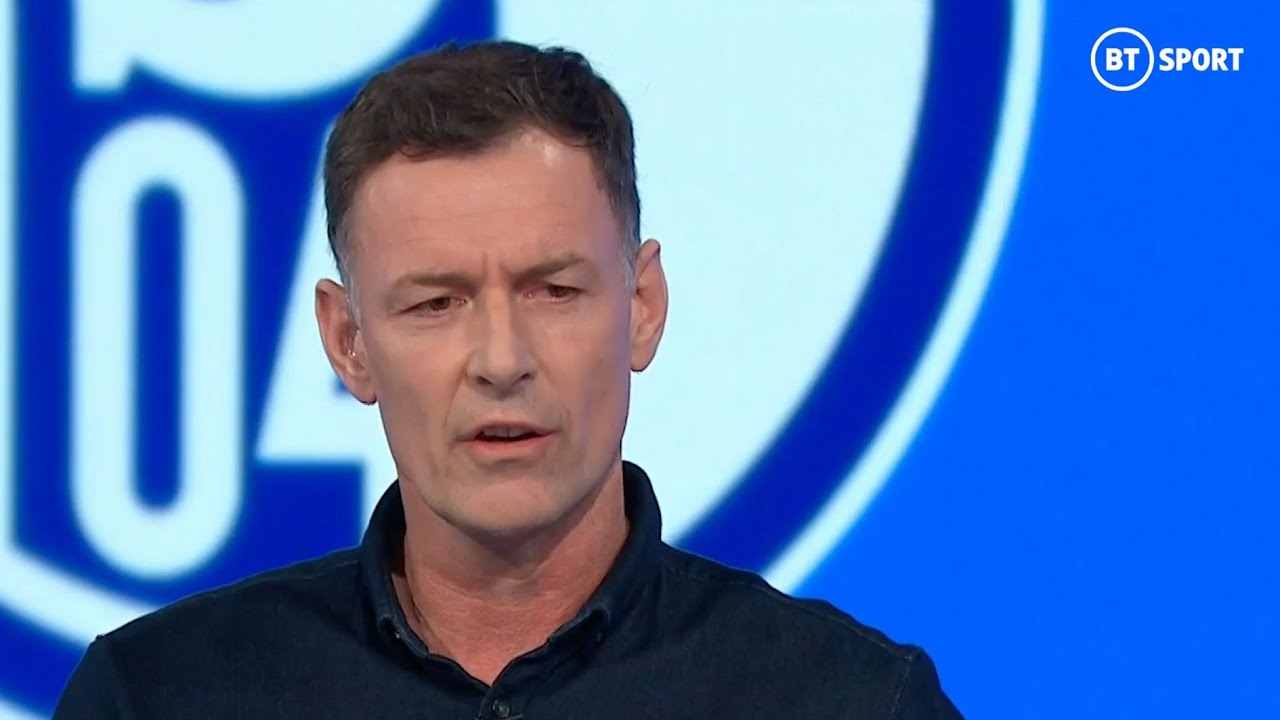 Emotional Chris Sutton pleads with FIFA to help tackle dementia in football  - YouTube