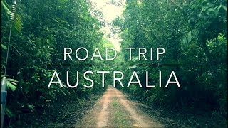 Road Trip - Australia East Coast - Travel Vlog | Ch1. Cassowaries at Mission Beach