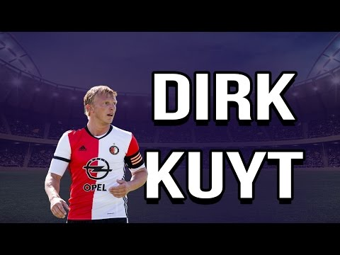 Dirk Kuyt | Goals, Skills and Assist | 2016 | Feyenoord