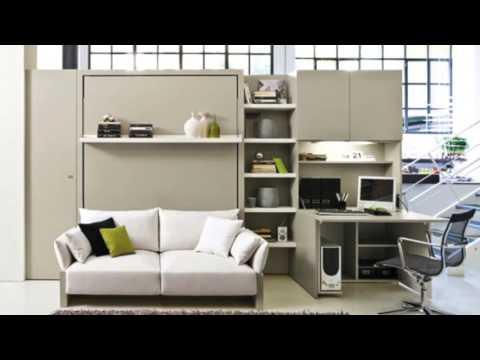 Muebles cama abatibles en vertical individuales doovi - Muebles casas pequenas ...
