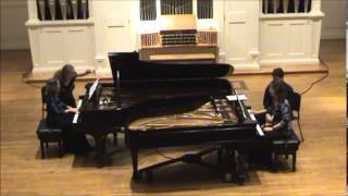 Zack Browning - Vibrations of Hope - Kristie Born and Rose Shlyam Grace, pianos