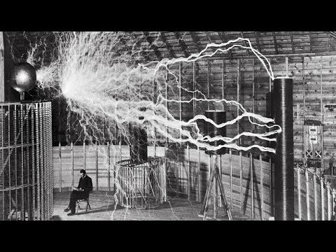 Top Inventions of Nikola Tesla! Inventor of modern electricity!
