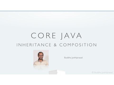 Java Training - Day 8 - Inheritance & Composition