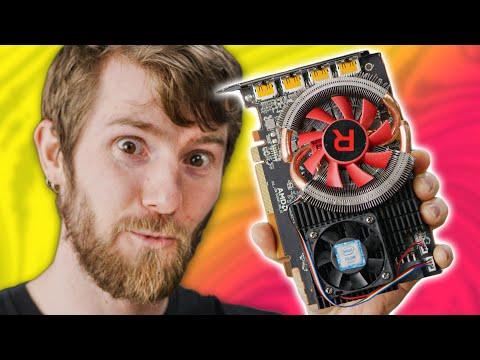 We got the GPU AMD wouldn't sell…
