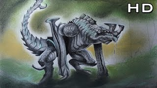 Increible Dibujo De Otachi Kaiju Categoria 4 Pacific Rim Titanes Del Pacifico Fanart Youtube Creatures to continue publishing, please remove it or upload a different image. increible dibujo de otachi kaiju categoria 4 pacific rim titanes del pacifico fanart