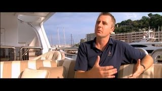 'LAZY Z' LUXURY YACHT, CAPTAIN INTERVIEW - VIDEO PRODUCTION TRAVEL FILM