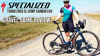 Specialized Turbo Creo SL Comp Carbon EVO: Gravel EBike Review & General EBike Discussion with Von 🚲