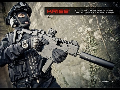 Kriss Vector Airsoft Gun Aeg - kwa kriss vector gas blow back ...