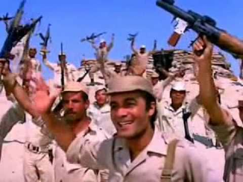 Egypt vs Israel - Egyptian Massive Attack Across Suez Canal (1/3)